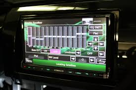 how to properly set an equalizer in a car audio system car
