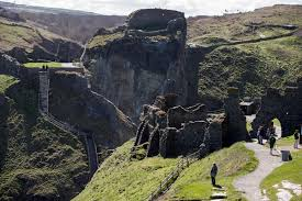 not so dark ages revealed at king arthur site