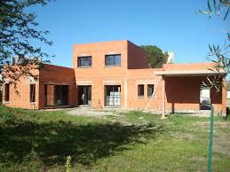 plan maison en u ouvert construction d u0027une villa u2013 toulouse par pratviel u2013 maison d