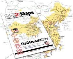 Shenzhen Metro Map by This China Railway Map Is A Better China Rail Map Of China