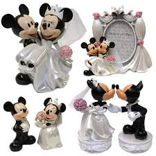 mickey and minnie wedding disney merchandise for living happily after disney parks