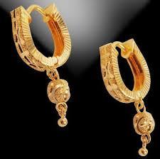 gold earrings images charming gold earrings in avinashi tirupur manufacturer