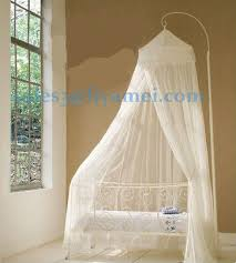 Cot Bed Canopy Enchanting Cot Bed Canopy Coronet Canopy Drape Mosquito Net Big