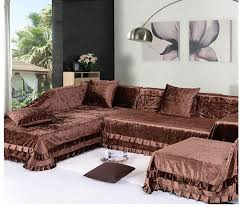 Leather Slipcovers For Sofa Making Sectional Slipcovers Homesfeed