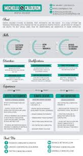 Infografic Resume 44 Best Creative Cv Inspiration Images On Pinterest Infographic