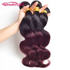 Purple Remy Hair Extensions by Online Get Cheap Burgundy Hair Extension Aliexpress Com Alibaba