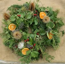 all natural christmas crafts all natural christmas wreaths