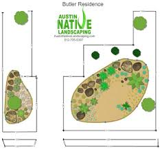 austin native plants xeriscape garden designer drought resistant designs in austin texas