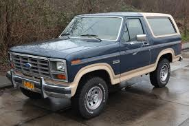 bronco car 1996 ford bronco history of model photo gallery and list of modifications