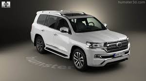 land cruiser 2016 360 view of toyota land cruiser vxr 2016 3d model hum3d store