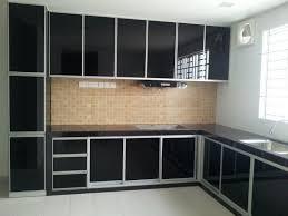 kitchen cabinet modern design malaysia kitchen aluminium kitchen cabinet impressive on intended for