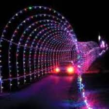 Amish Christmas Lights Land Of Lights In Santa Claus Indiana Indiana Insider Blog