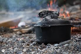 Cast Iron Cooking Cast Iron Cooking Two Great Meals For Your Next Kayak Camping