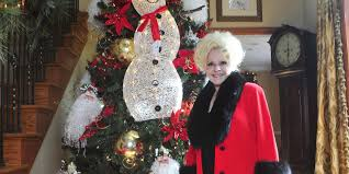 12 days of brenda lee her christmas decorations rock