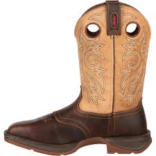 durango rebel saddle up mens western boot db4442