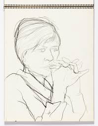 inside richard diebenkorn u0027s revelatory sketchbooks