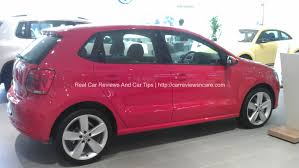 car volkswagen side view how to test volkswagen polo 1 2 tsi in penang carreviewsncare com