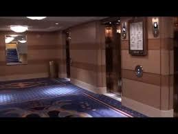 Disney Fantasy Floor Plan Disney Dream Cruise Ship Going From Deck 7 To Deck 12 Youtube