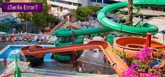 Hotel Magic Rock Gardens Benidorm Hotel Magic Aqua Rock Gardens 4 De Benidorm 2 Noches Con