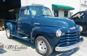 1951 chevy truck restoration td customs