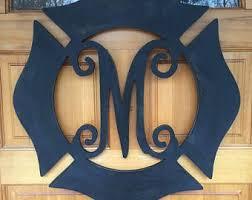 wooden maltese cross wood maltese cross etsy