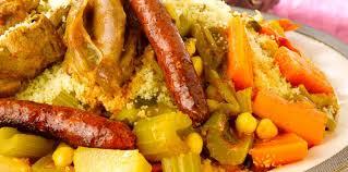 cuisiner un couscous couscous royal marocain facile et pas cher recette sur cuisine