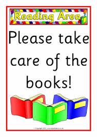 printable book labels ks2 book corner reading area classroom signs labels sparklebox