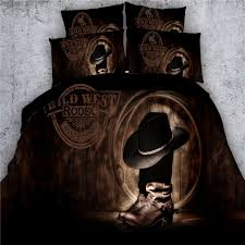 Western Bedding Online Get Cheap Cowboy Bedding Sets Aliexpress Com Alibaba Group