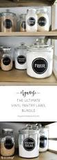 best 25 pantry labels ideas on pinterest pantry storage