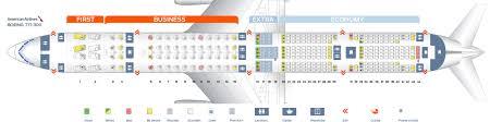 Boeing 777 Seat Map Seat Map Boeing 777 300