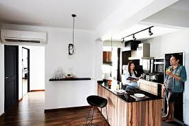 bar top kitchen table no space for a dining table 16 bar top ideas here home decor