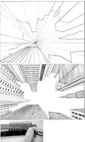 perspective for beginners drawing pinterest perspective