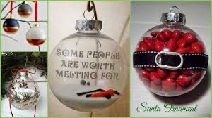 diy ornament ideas hotref gifts