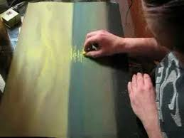 my pastel art drawing seaside retreat draw with me youtube