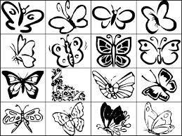 ornamental butterfly photoshop brushes 118 photoshop