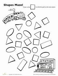 301 best forme images on pinterest activities preschool shapes