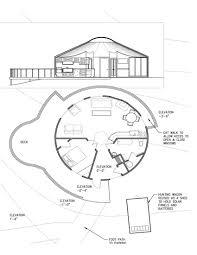 Yurt Floor Plan by Homes In Site Design U0026 Build