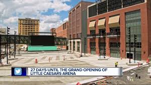 what to expect when caesar s arena opens in less than one
