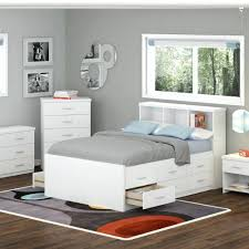 bedroom set with bookcase headboard wolf creek bookcase bed king