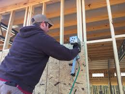 installing plywood sheathing pro construction guidee