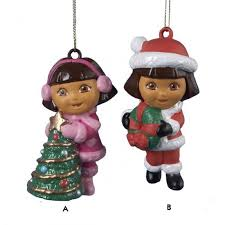 the explorer ornament and city