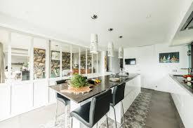 cuisine en marbre intensité du marbre dans une cuisine ménager