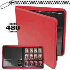 pocket photo album bcw gaming z folio 12 pocket lx album bcw supplies