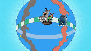 One Piece World Map X Paranormal Thread 18390715