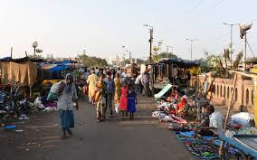 puranapul bridge symbol of love then market now