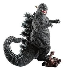 carlton heirloom magic ornament 2012 godzilla
