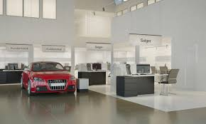 audi dealership design audi showroom visarteam 3d visualization of exteriors and interiors