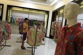 Toko Batik Danar Hadi industri batik danar hadi ekspansi semua lini bisnis umum