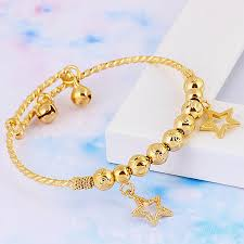 child bangle bracelet images Astounding inspiration baby gold bracelet children s jewellery 18k jpg