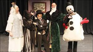farndale christmas carol brings welcomed comedy to a christmas